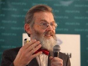 Бородатый сонный профессор